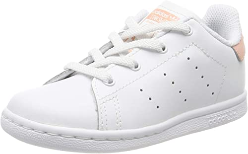 adidas Stan Smith El I, Chaussons Mixte bébé:
