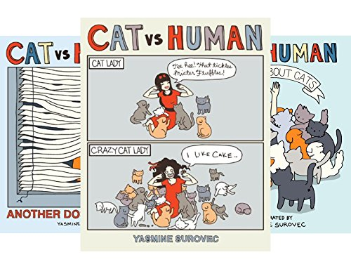 Cat vs Human (4 Book Series)