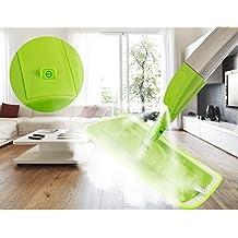 Limpeza Mop Spray Multifuncional Microfibra
