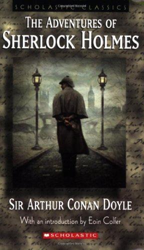 Adventures Of Sherlock Holmes (Scholastic Classics)