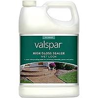 Valspar 24-82390 Gl 1 Gal Clear Wet Look High Gloss Sealer by Valspar