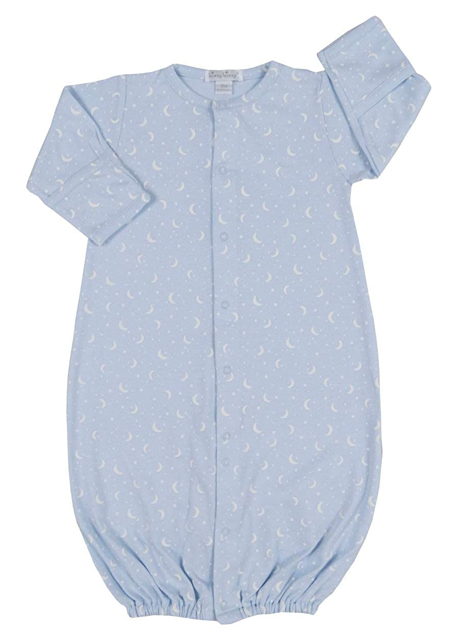 Kissy Kissy Baby-Boys Infant Moonlit Print Convertible Gown