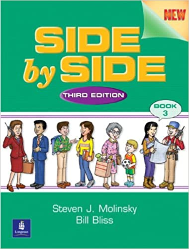 Amazon side by side student book 3 third edition amazon side by side student book 3 third edition 9780130268747 steven j molinsky bill bliss bliss molinsky books fandeluxe Images