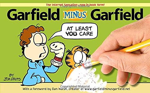 Garfield Minus Garfield Jim Davis Dan Walsh 9780345513878 Amazon Com Books