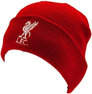 Liverpool FC Official Adults Knitted Turn Up Hat