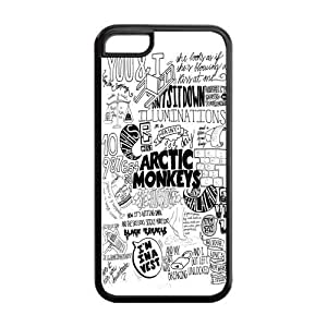 diy phone caseArctic Monkeys Solid Rubber Customized Cover Case for iphone 5/5s 5c-linda196diy phone case