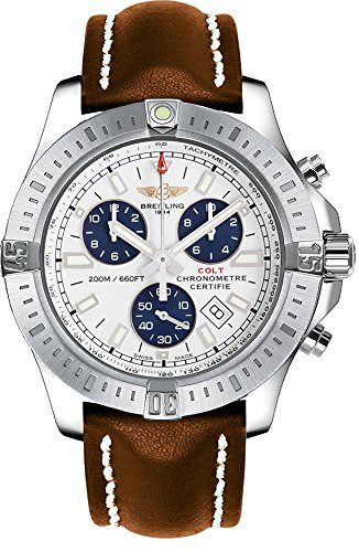 Breitling Colt Chronograph 44mm Mens Watch A7338811/G790-437X