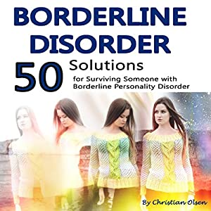 Borderline Disorder Audiobook