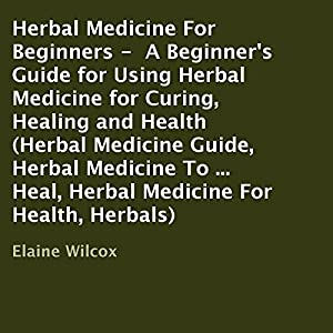 Herbal Medicine for Beginners Audiobook