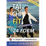 Tai Chi Fit: 24 FORM with David-Dorian Ross (YMAA) ** NEW BESTSELLER**