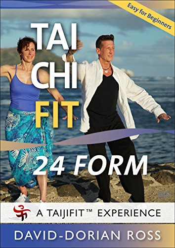 Tai Chi Fit: 24 FORM with David-Dorian Ross (YMAA) ** NEW BESTSELLER** by