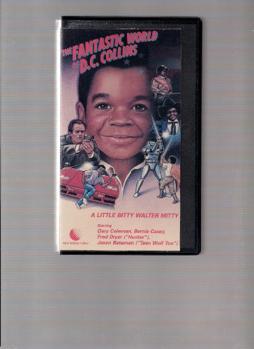 Fantastic World of D.C. Collins [VHS]