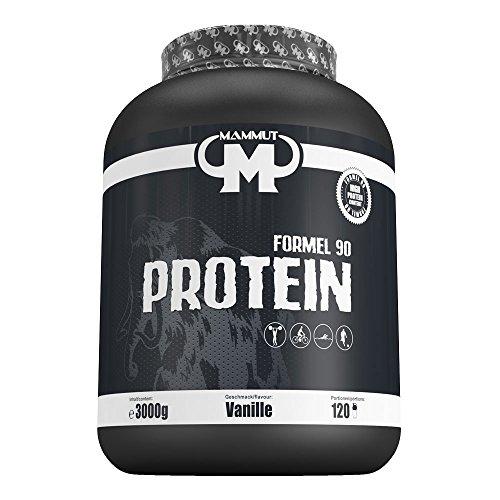 Mammut Formel 90 Protein, Vanille, 3kg Dose