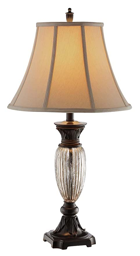 Stein World Furniture Tempe Table Lamp, Italy Bronze, Gold