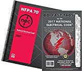 NFPA 70: National Electrical Code (NEC) Spiralbound and Fast Tabs, 2017 Edition, Set