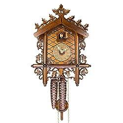 ISDD Adolf Herr Cuckoo Clock - The 1870's Railway House Clock