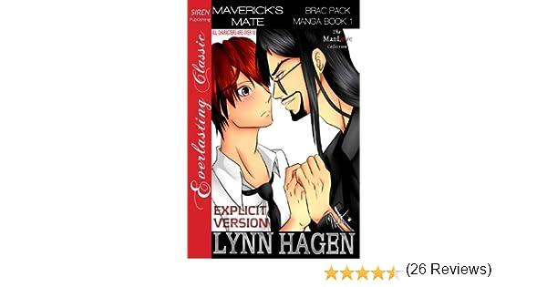 Mavericks Mate [Brac Pack Manga Book 1] (Siren Publishing ManLove ...