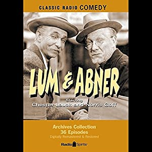Lum & Abner Radio/TV Program