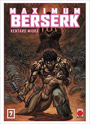 MAXIMUM BERSERK 7: Kentaro Miura: 9788491674559: Amazon com