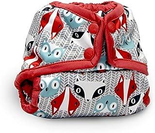 Rumparooz Newborn Cloth Diaper Cover Snap, Charlie
