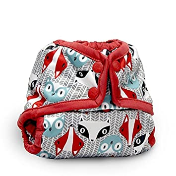 Rumparooz Newborn Cloth Diaper Cover Snap, Jeweled KRCOVRSNB-P115
