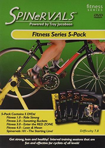 Spinervals Fitness 5-Pack DVD by Spinervals