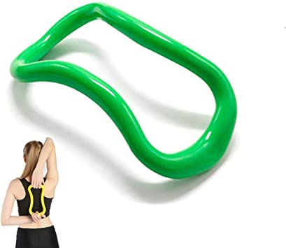 Amazon.com: Anillo de yoga con círculos, ejercicios de ...