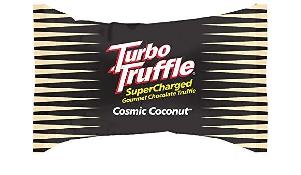 Amazon.com : Turbo Truffle Caffeinated Energy Chocolate - Coconut flavor - 100-pak : Everything Else