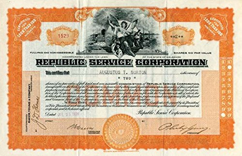 Republic Service Corporation