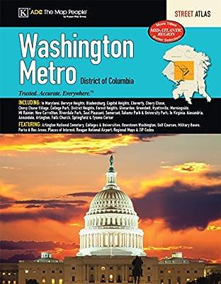 Washington, DC Metro Street Atlas