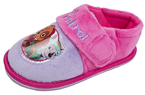 Paw Patrol Eden Pink Slippers UK Size 9