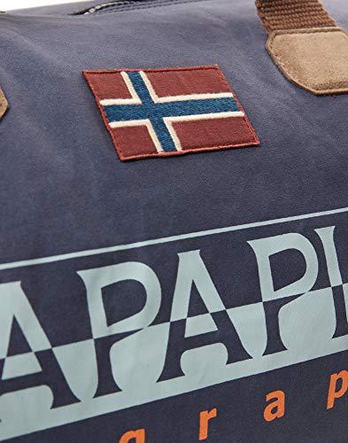 Napapijri Bering Blu Sacs Portés A Épaule Marine Fr1xwFq