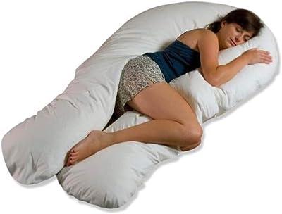 Moonlight Comfort-U Total Body Pregnancy Support Pillow