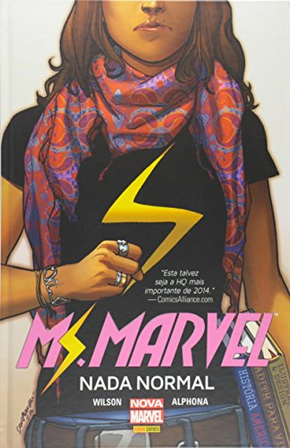 Ms. Marvel. Nada Normal