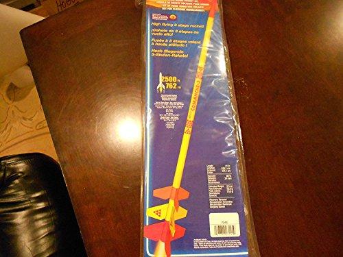 Estes Comanche 3 Flying Model Rocket