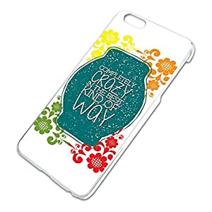 Completely Crazy in the Best Kind of Way Slim Fit Hard Case Fits Apple iPhone 6 Plus