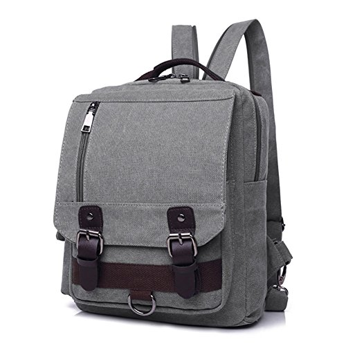 JOYSKY HB440108C4 2016 Canvas Leisure Unisex-Adult Handbag,Vertical Section Square (Kathy Van Zeeland Back Zip Satchel)