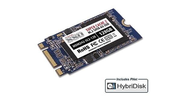 MyDigitalSSD 32 GB (30GB) SC2 Super caché 2 42 mm SATA III 6 G M.2 ...
