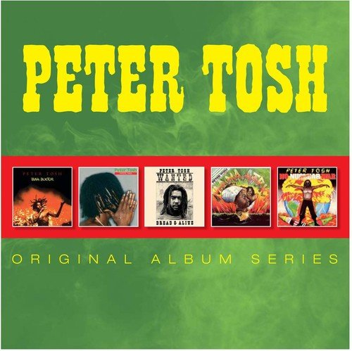 Music : Original Album Series -  Peter Tosh