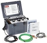 Megger 210400 Megohmmeter, 100 Gigaohms Resistance, 2.5kV, 5 kV Test Voltage