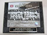 1918 Red Sox World Series Champions Collector Plaque w/8x10 TEAM PHOTO! BABE RUTH!