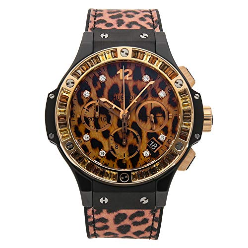 Hublot Big Bang Mechanical (Automatic) Black Dial Mens Watch 341.CP.7610.NR.1976 (Certified Pre-Owned)