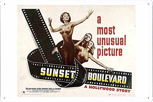 - Movie Poster Home Theater Decor Metal Tin Sign Wall Art by Masterpiece Collection 20*30cm (OIL-MFB2096)