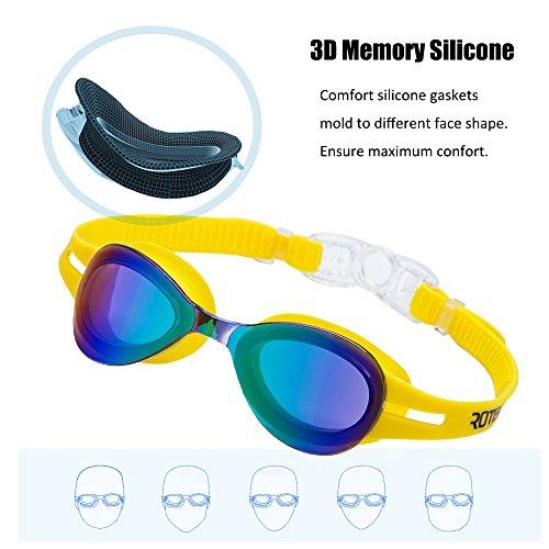 d0d339e2f1ad ROTERDON Swimming Goggles