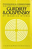 Psychological Commentaries on the Teachings of Gurdjieff and Ouspensky, Maurice Nicoll, 0394723961