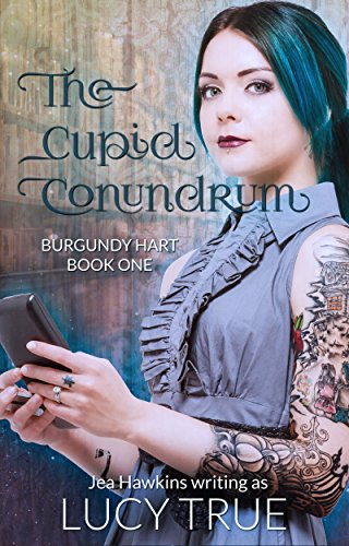 The Cupid Conundrum (Burgundy Hart Book 1)