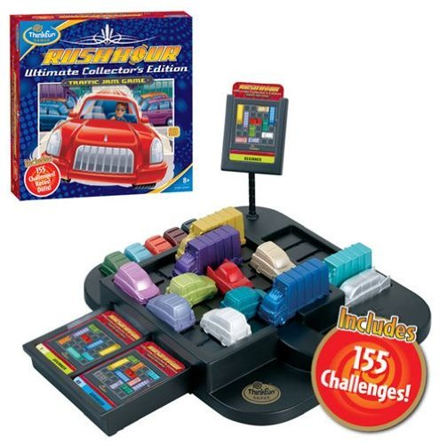 Think Fun Rush Hour Ultimate Collector's Edition]()
