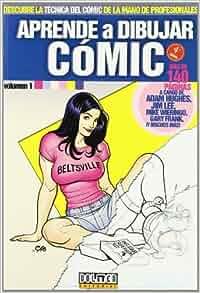 Aprende a Dibujar Comic (Vol. 1): 9788496121874: Amazon