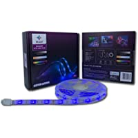 Smart Fita Led RGB 5m Ekaza 5050 Wifi - Compatível com Alexa