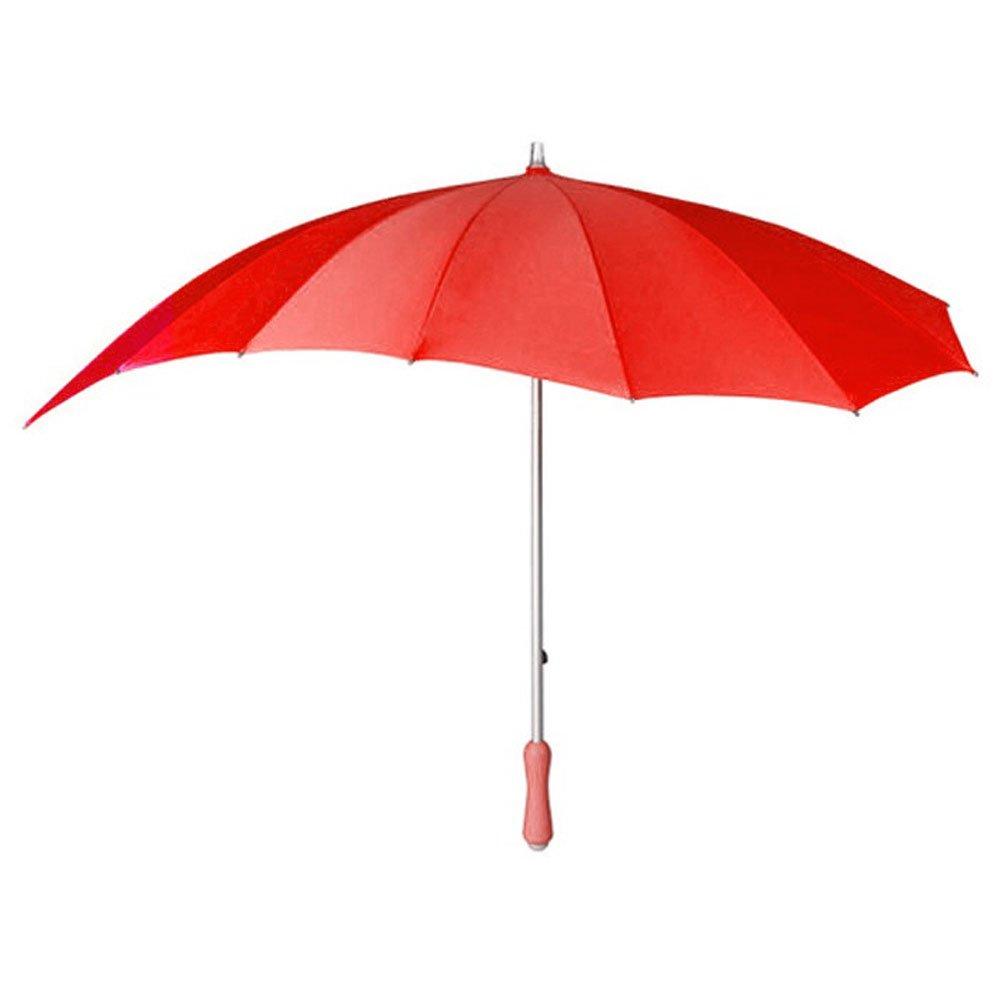 Impliva Impliva Paraguas clásico, 110 cm, Rojo (Rot): Amazon.es: Equipaje